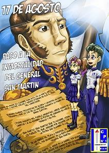 MyN con San Martin 17 de Agosto (Alta Resolución)