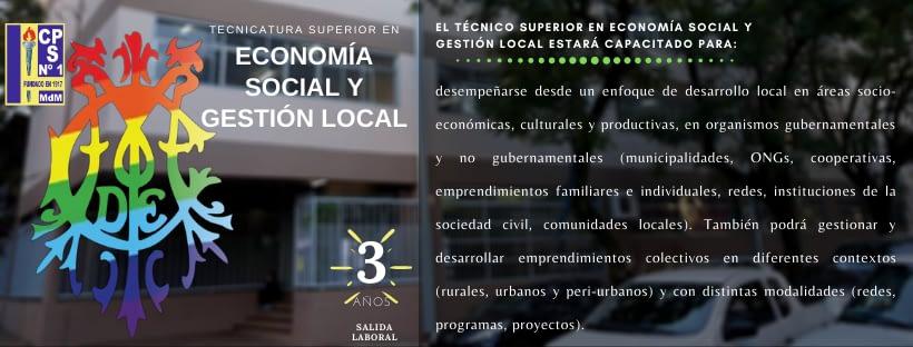 Portada Institucional - ECONOMÍA SOCIAL
